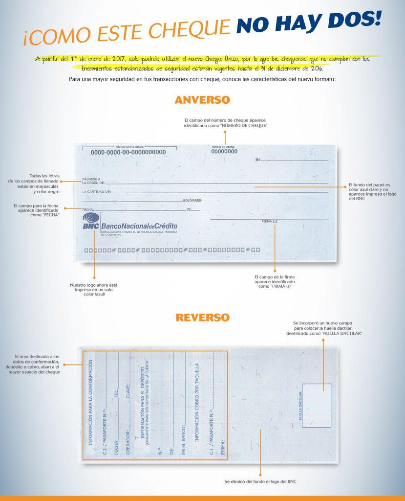 Cheque Nico Banco Nacional De Cr Dito